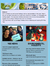 Newsletter December 2013 copy