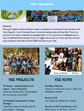 Newsletter October 2012 cover