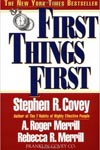 1st things first