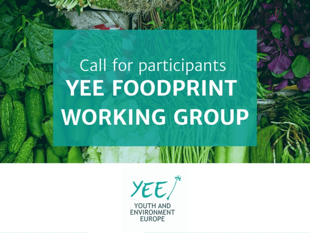 YEE Foodprint Working Group